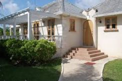 Park Crescent North 43 long term lettings Barbados