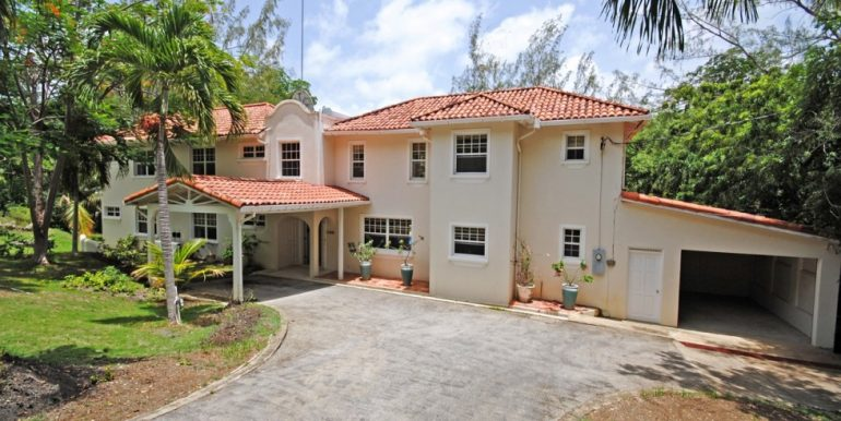 Relando, Sandy Lane - Exterior of Property