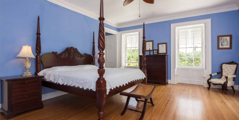 bedroom blue