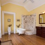 bedroom yellow 3 bathroom
